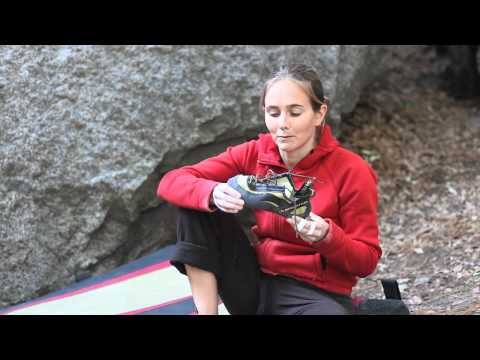 Rock Shoe Review - Miura with Beth Rodden