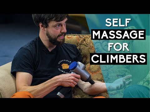 Self Massage For Climbers