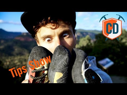 Which Climbing Shoes Should You Use? - Jonathan Siegrist Tips | Climbing Daily Ep.1124