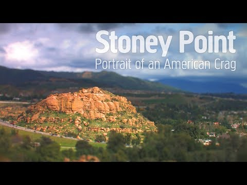 Stoney Point: Rock Climbing Documentary | Pt 1 | Welcome To The Point