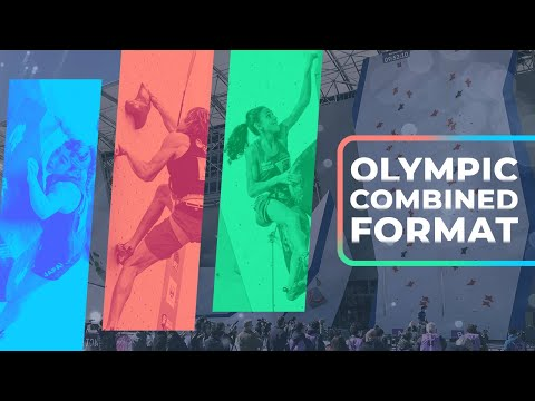 IFSC Combined Olympic Format Explained