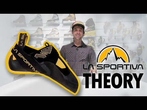 *ALL NEW* La Sportiva Theory Climbing Shoes