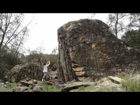 Outdoor Education: How to Spot for Bouldering
