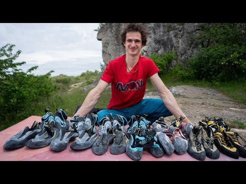 Adam Ondra #17: The Alchemy Of Climbing Shoes
