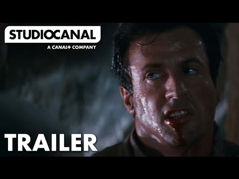 CLIFFHANGER - Official Trailer 4K Restoration