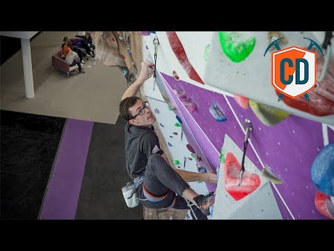 Training For The Olympics: Will Bosi GB Athlete | Climbing Daily Ep1433