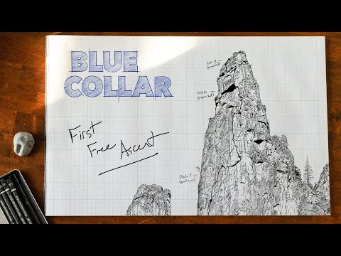 Kevin Jorgeson | Blue Collar | Grade V, 5.13d | First Free Ascent | Higher Cathedral Spire