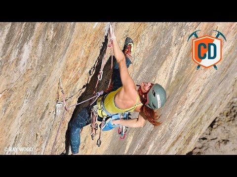 Sport Or Trad...Emma Twyford Crushes Everything | Climbing Daily Ep.1282
